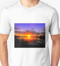 Sunset Over Jordan T-Shirt