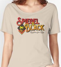 Spiegel & Black Women's Relaxed Fit T-Shirt