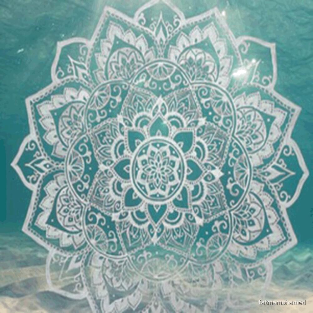 Mandala von fatmamohamed