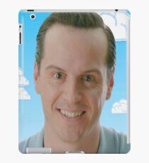 Jim Moriarty storyteller iPad Case/Skin