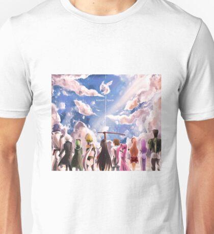Akame Ga Kill - NightRaid Unisex T-Shirt