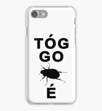 Tóg go bug é iPhone Case/Skin
