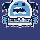 SMNC - Icemen Logo by LynchMob1009