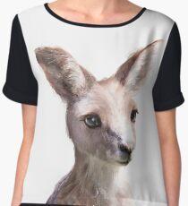 Little Kangaroo Chiffon Top