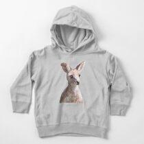 Little Kangaroo Toddler Pullover Hoodie