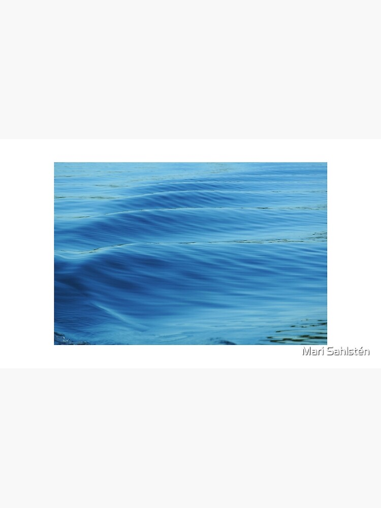 The waves by Henriet