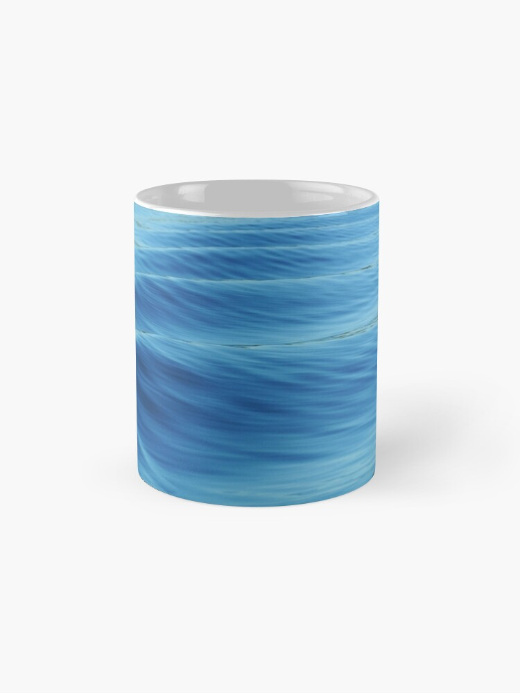 Alternate view of The waves Mugs