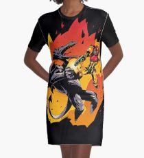 Samus vs. Ridley Graphic T-Shirt Dress