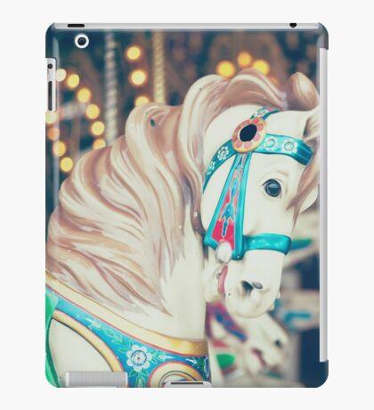Pauly Carousel Horse iPad Case/Skin