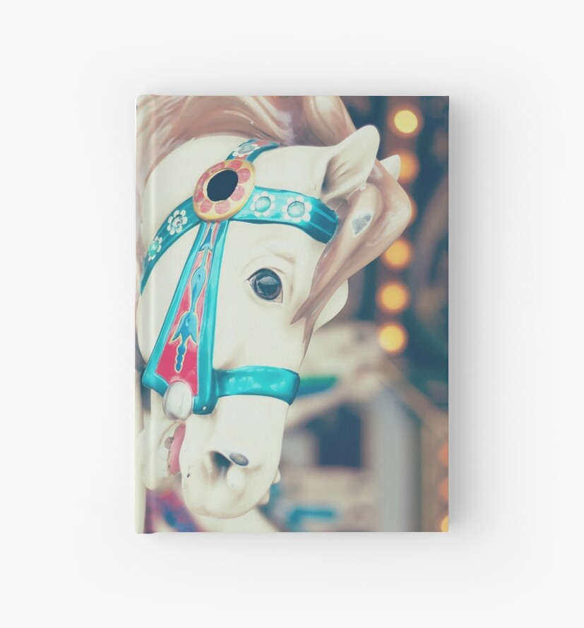 Pauly Carousel Horse by Caroline Mint