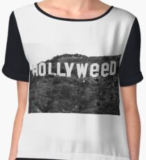 Hollyweed exclusive Chiffon Top