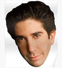 Ross Geller, Ph.D. Poster
