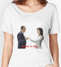 Phil Coulson and Melinda May T-Shirt Women's Relaxed Fit T-Shirt