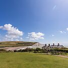 Epic views: coastguard cottages at Cuckmere Haven by Zoe Power