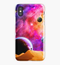 Space Solitude iPhone Case