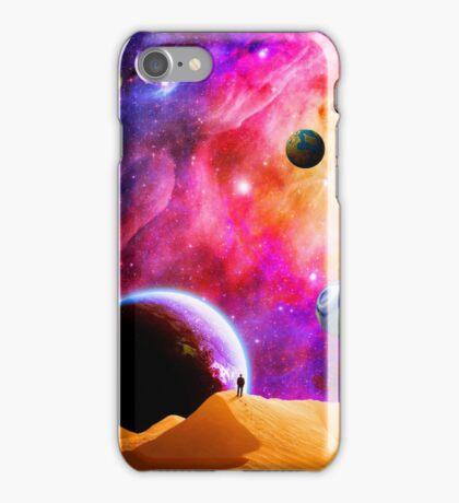 Space Solitude iPhone Case/Skin