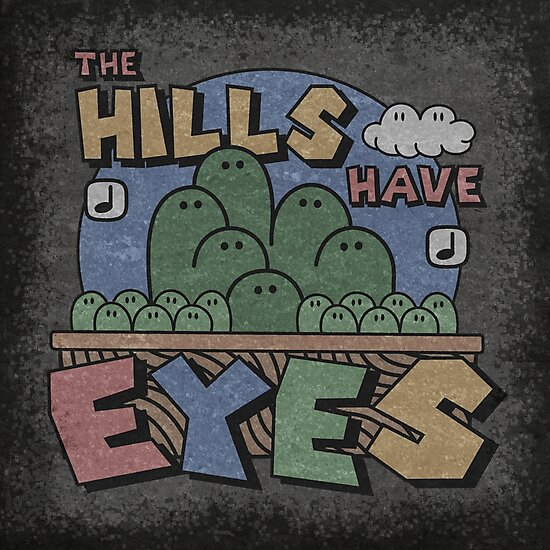 The Hills Have Eyes by likelikes