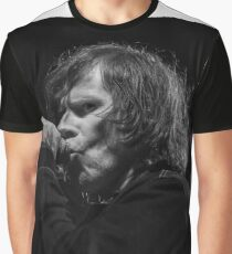 Mark Lanegan Graphic T-Shirt
