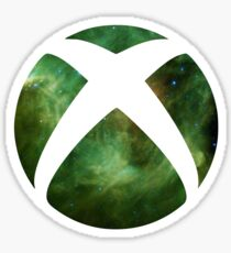 XBOX Nebula Sticker