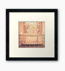 Colon Theatre Framed Print