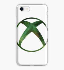 XBOX Nebula Inverse iPhone Case/Skin