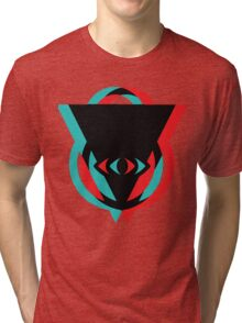 Eye 3D See You Tri-blend T-Shirt