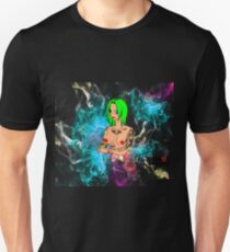 tattooed woman  T-Shirt