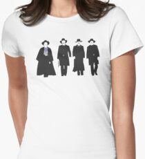 Tombstone: Justice is Coming Women's Fitted T-Shirt