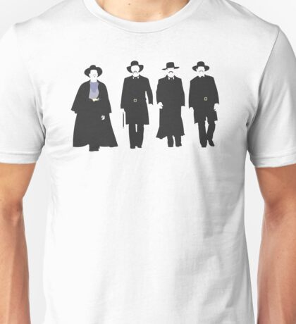 Tombstone: Justice is Coming Unisex T-Shirt