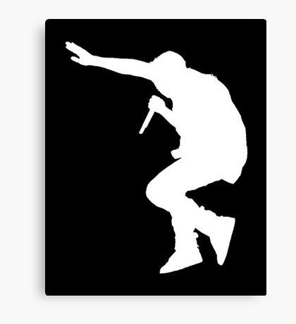 kanye west concert hop Canvas Print