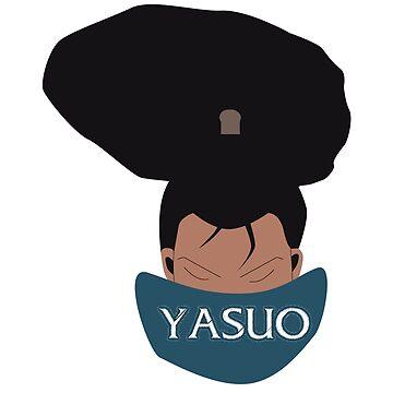 Yasuo by karuja