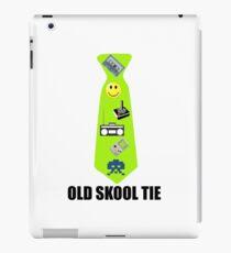 Vinilo o funda para iPad Old Skool Tie