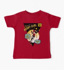 The Adventures of Derby Girl Baby Tee