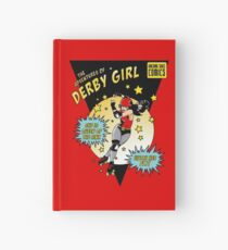 The Adventures of Derby Girl Hardcover Journal