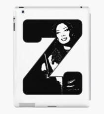 Z is for Zoe iPad Case/Skin