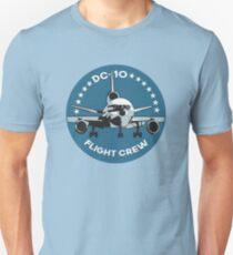 DC-10 Flight Crew Unisex T-Shirt
