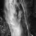 stirling falls, milford sounds by rina sjardin-thompson