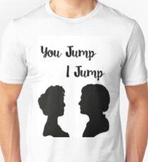 TITANIC - YOU JUMP, I JUMP Unisex T-Shirt