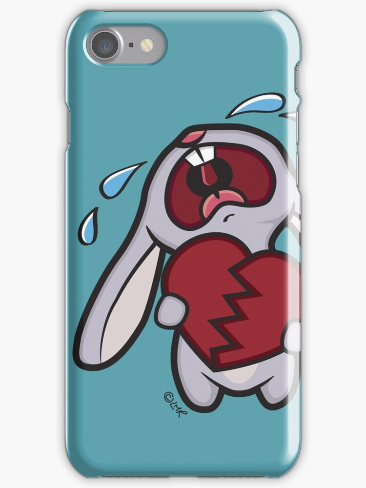 Broken Hearted Bunny by Lisa Marie Robinson