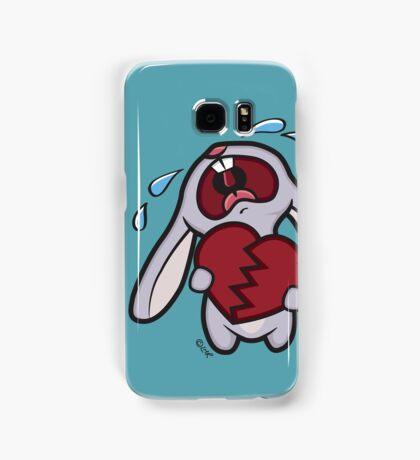 Broken Hearted Bunny Samsung Galaxy Case/Skin