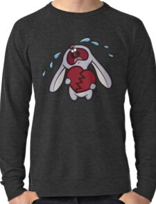 Broken Hearted Bunny Lightweight Sweatshirt