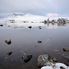 Winter Sunrise Glencoe by Grant Glendinning