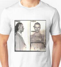 Bowie Mugshot T-Shirt