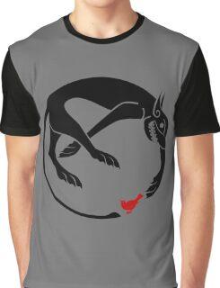 Sandor Clegane Personal Sigil Tee V2 Graphic T-Shirt