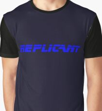 replicant Graphic T-Shirt
