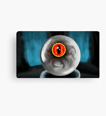 Palantir of Orthanc Canvas Print