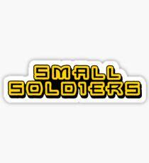 Smol Soldiers Sticker