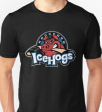 rockford ice hogs jersey T-Shirt