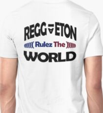Reggaeton Rulez The World T-Shirt