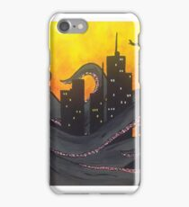 Amongst Giants iPhone Case/Skin